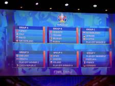 Oranje treft Oostenrijk op EK 2020 en opent tegen Oekraïne