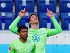 Weghorst schrijft historie bij VfL Wolfsburg