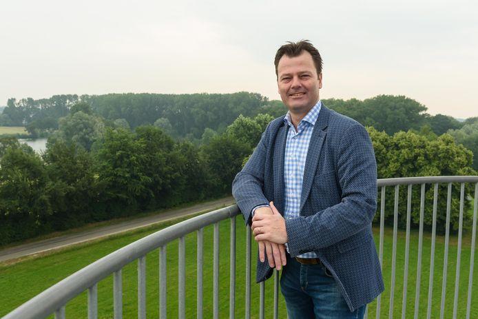 CDA-raadslid Marcel Elferink uit Hengelo: 'Investeren in toezicht en handhaving is erg belangrijk.'