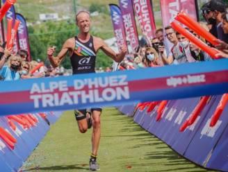 """Koen Veramme (40) wint op mythische Alpe d'Huez: """"Dit is een absoluut hoogepunt in mijn carrière"""""""