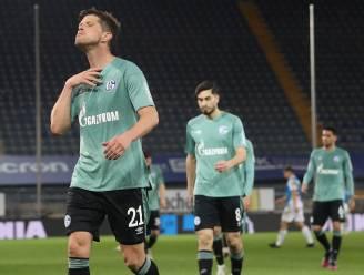 """Boze Schalke-fans wachten spelers op na degradatie: """"Er is een grens overschreden"""""""