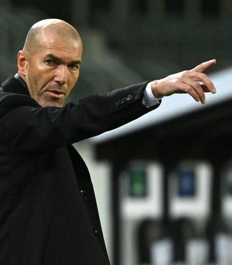 """Après le """"non merci"""" à Man Utd, Zidane tenté par le PSG?"""