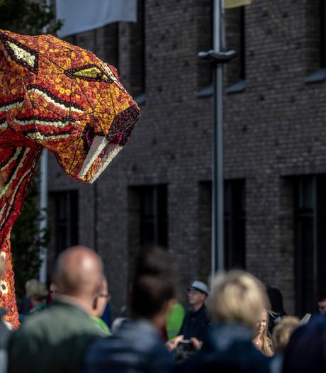 Wagens van bloemencorso Winterswijk zijn nu als maquette te zien