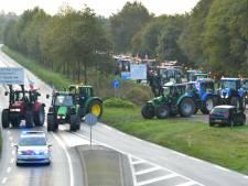 Hilvarenbeekse boeren nemen betonbaan langs N269 alvast in gebruik