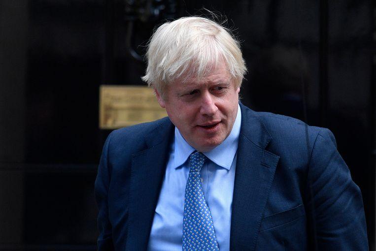 Brits premier Boris Johnson. Beeld EPA