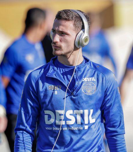 Ex-Willem II'er Avdijaj op proef bij FC Emmen