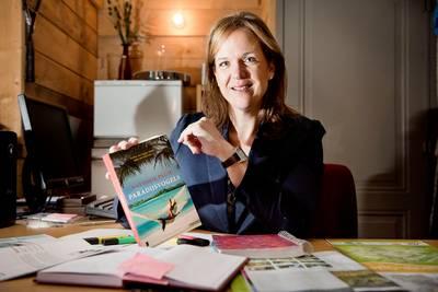 Boek Nathalie Pagie op shortlist van beste thrillers