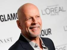 Exen Bruce Willis en Demi Moore vermaken zich prima in quarantaine