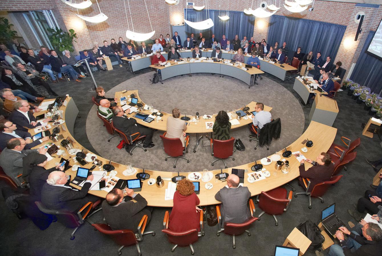 De gemeenteraad van Meierijstad staat voor lastige keuzes.