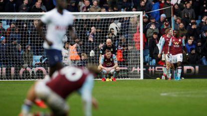 Engels na goal toch nog de schlemiel: flater van verdediger bezorgt Spurs de zege, ook Alderweireld speelt hoofdrol