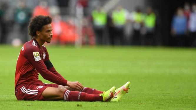"""Bayern-fans fluiten Sané uit en juichen bij wissel, maar speler krijgt snel steun: """"Leroy fluit toch ook niet als zij iets fout doen op hun werk"""""""
