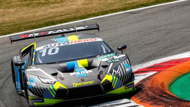 """Esteban Muth maakt veelbelovend debuut in DTM: """"Ik kijk uit naar de volgende wedstrijden"""""""