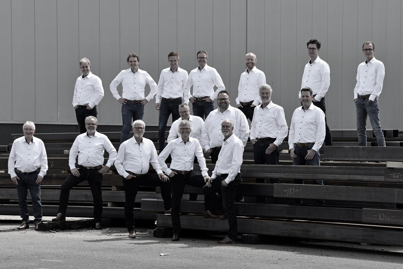 Vocaal ensemble De Twente Zangers