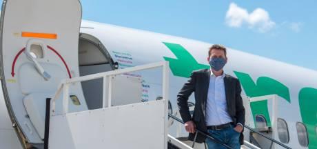 Transavia denkt in 2021 minder te vliegen; KLM-dochter houdt voor komend jaar alle opties open