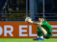 NAC-doelman Olij staat altijd aan: 'Mijn taak is ballen tegenhouden'