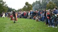Eerste dag van Gallo-Romeins Weekend kent met 4.000 bezoekers grote opkomst
