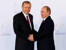 Des négociations secrètes auraient permis la réconciliation turco-russe