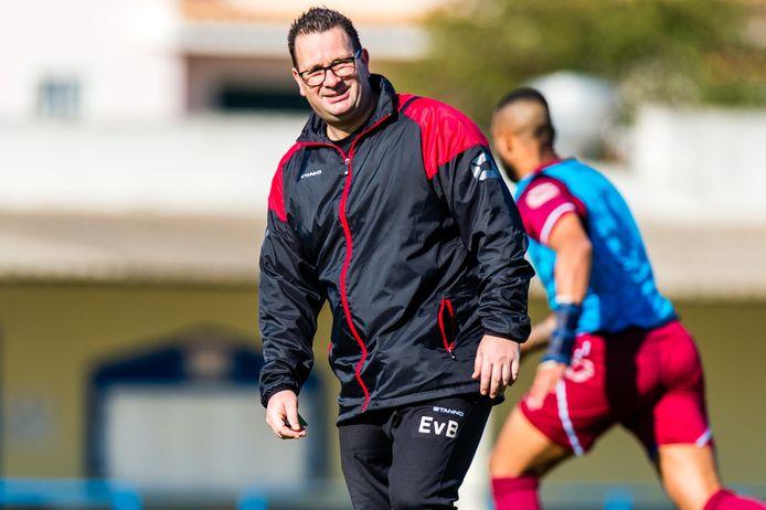 Erwin van Breugel staat volgend seizoen als trainer bij vv Woudrichem voor de groep.