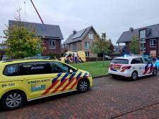 Steekpartij in Rhenen, slachtoffer naar ziekenhuis