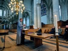 Kerken blijven leeg met kerst: 'Komt allen vooral niet tezamen'