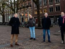 Kees Jansma: 'Eerst kijken of 't voetbalmuseum in Deventer kan, daarna Zwolle, Utrecht, Rotterdam in beeld'