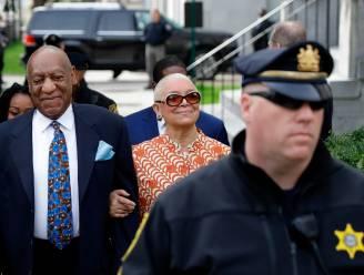 Vrouw van Bill Cosby draagt haar trouwring niet meer