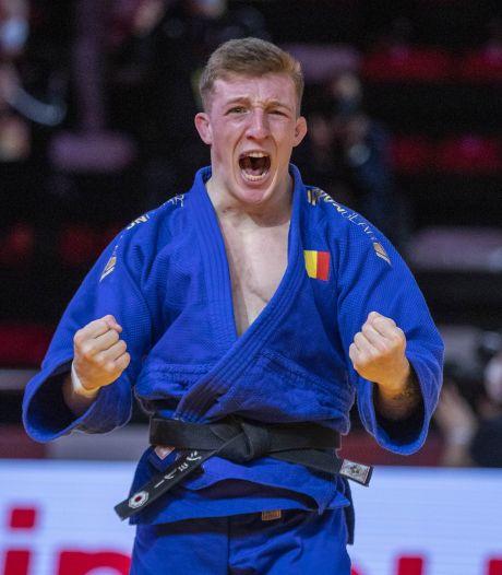 Jorre Verstraeten en or à Antalya, sa première médaille en Grand Chelem