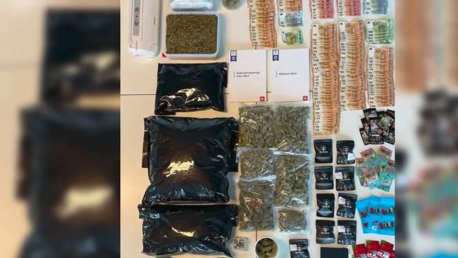 Antwerpse politie vindt meer dan 5 kilogram drugs bij huiszoeking in Puurs