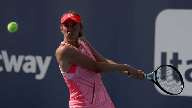 Elise Mertens behoudt 17de plaats op WTA-ranking, Goffin zakt een plekje