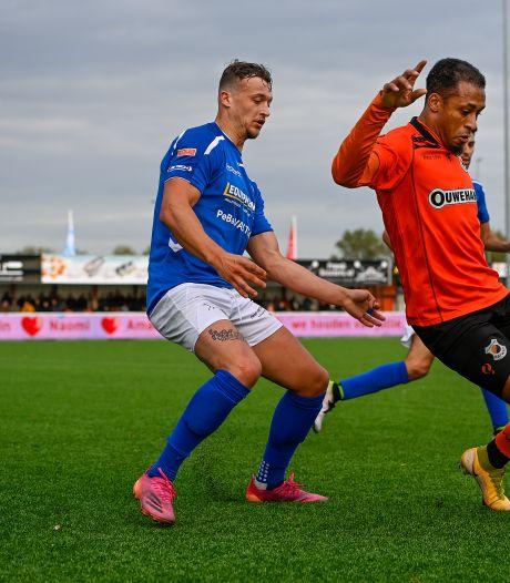 Schokeffect blijft uit bij GVVV: hekkensluiter verliest met 2-0 van koploper Katwijk