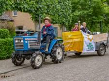 De Zonnebloem gaat weer de boer op in Baarschot, Diessen en Haghorst