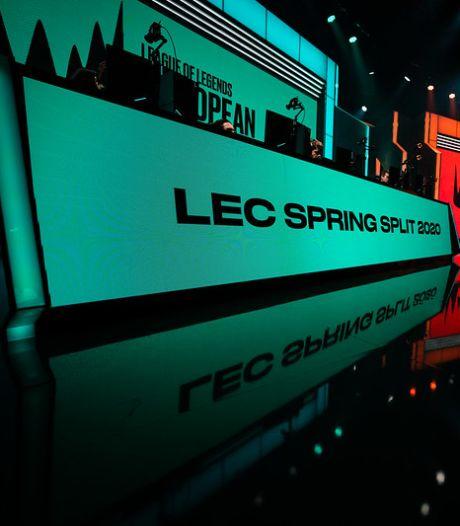 Europese League of Legends-competitie start op 22 januari, maar de studio blijft leeg