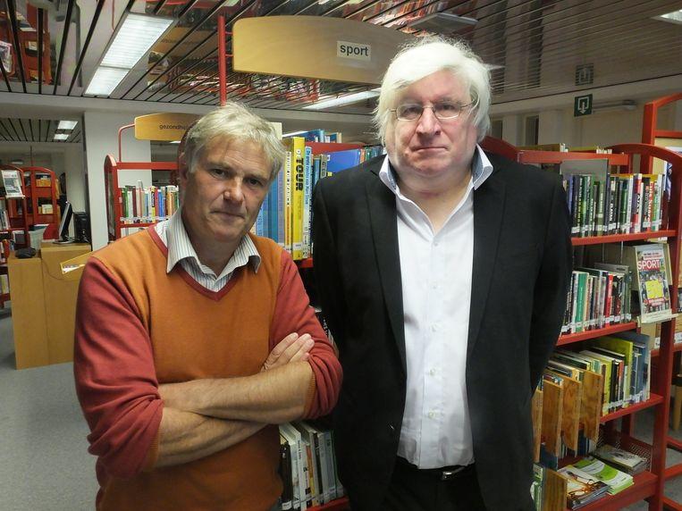 Yves Van Durme en Carlos Alleene.