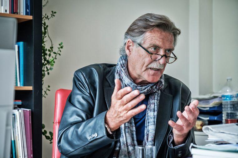 Wim Distelmans. Beeld Tim Dirven