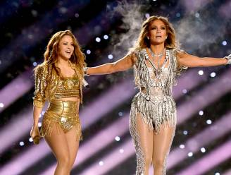 J.Lo (50) en Shakira (43) zetten wervelende Super Bowl-show neer