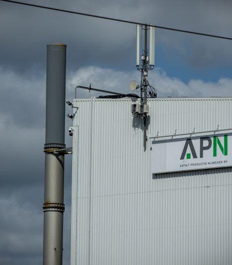 Meerderheid Nijmeegse politiek: vervuilende asfaltcentrale moet vertrekken