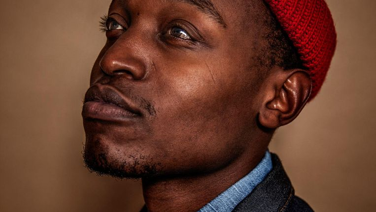 Tshepo Mohlala: 'Alles wat me overkomt, is Gods plan' Beeld Ernst Coppejans