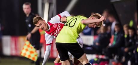 Jong Ajax en Jong PSV komen thuis niet tot winnen