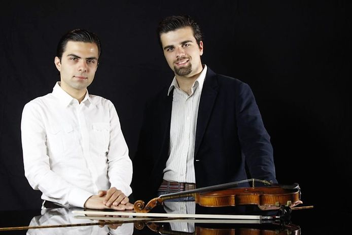 de muzikale broers Ivanov