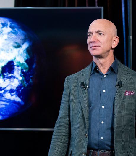 Jeff Bezos gaat met eigen raket naar de ruimte vliegen