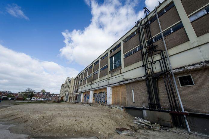 De oude Melkhal in Enschede