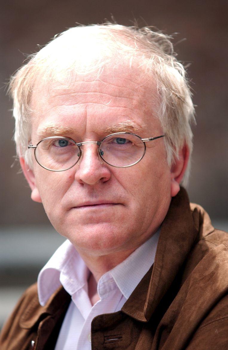 Mark Van de Voorde. Beeld Thomas Vanhaute