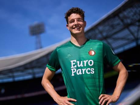 Feyenoord bevestigt met komst Guus Til eerste aanwinst voor nieuwe seizoen
