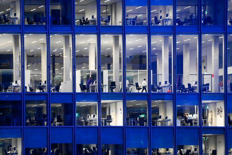 Het ministerie van Buitenlandse Zaken in het centrum van  Den Haag. Beeld Hollandse Hoogte / Peter Hilz