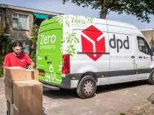 Pakketbezorger DPD gaat elektrisch rijden in Eindhoven en omgeving