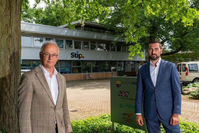 Burgemeester Jan Willem Wiggers en wethouder Stephan Nienhuis van Heerde willen de drugsproblemen in Heerde aanpakken. Ze maken zich hard voor een persoonsgerichte aanpak.