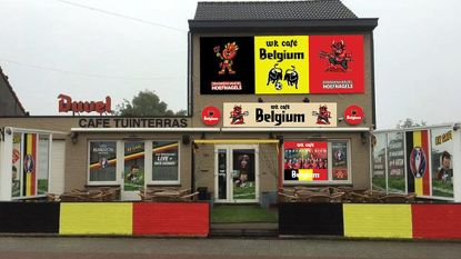 't Vervolg wordt WK Café Belgium