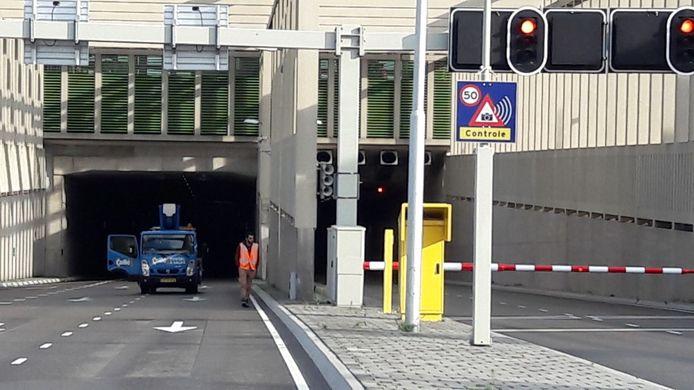 De Stadsbaantunnel in Utrecht