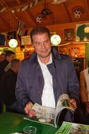 Jan-Kees de Bruine, voorzitter van Kloetinge: ,,De zoektocht naar een vervanger is meteen gestart.''