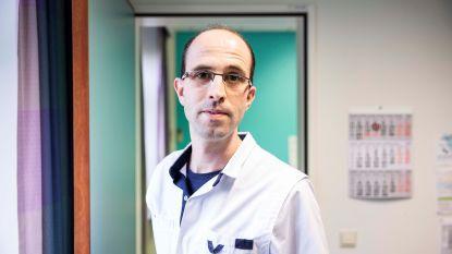 Eerste MS- verpleegkundige in een Limburgs algemeen ziekenhuis
